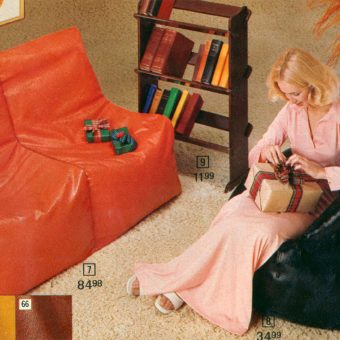 The Bean Bag Chair: Comfy Sacks of the Seventies