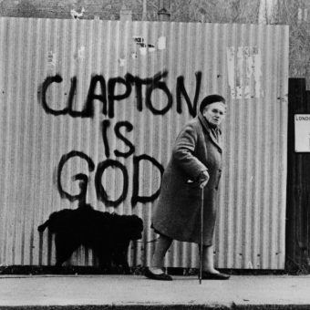 Cats Like Plain Crisps: Brilliant Photos Of Great Graffiti In 1970s London