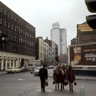 37 Snapshots of Manchester In The 1970s