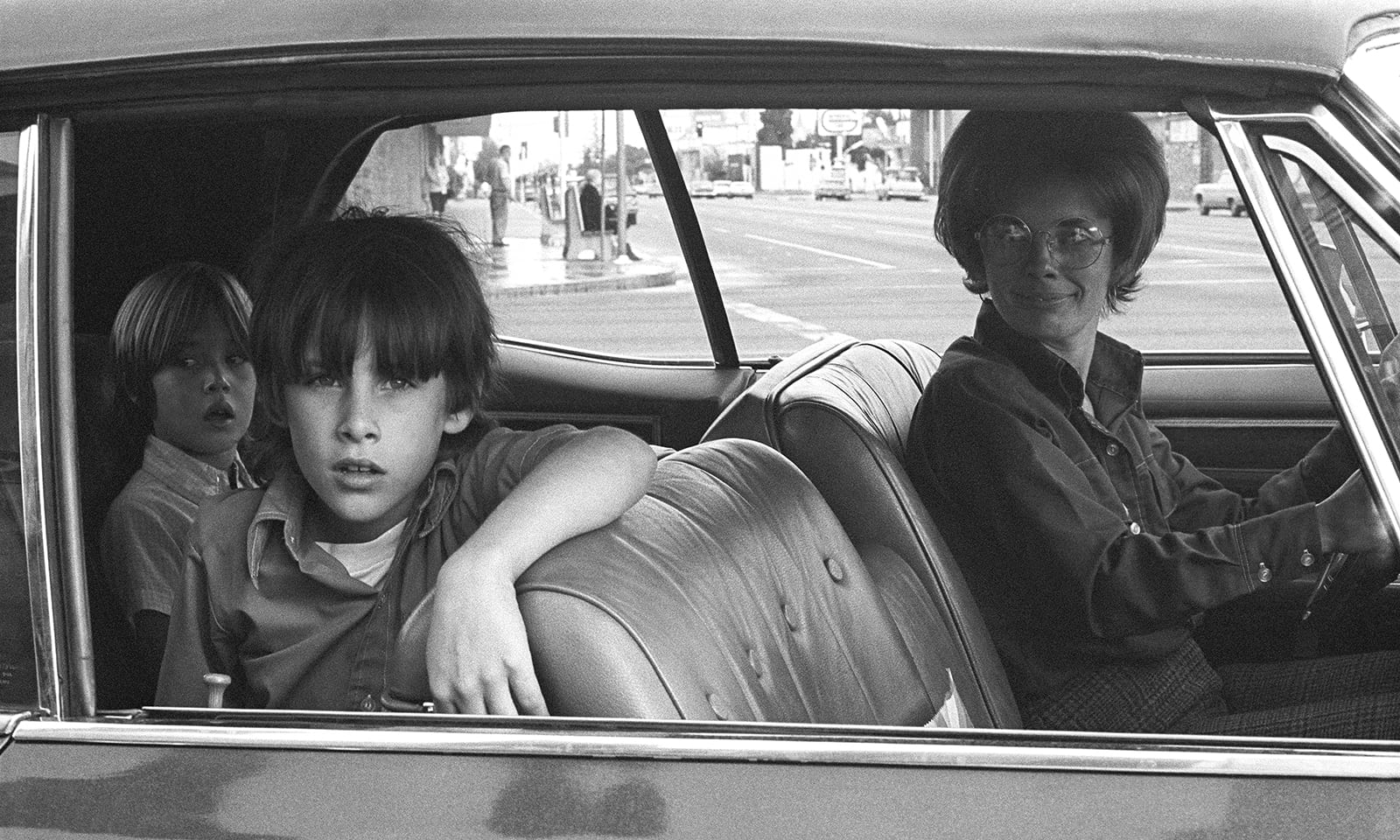 Car People: Watching People In Cars: 22 Terrific Photographs From