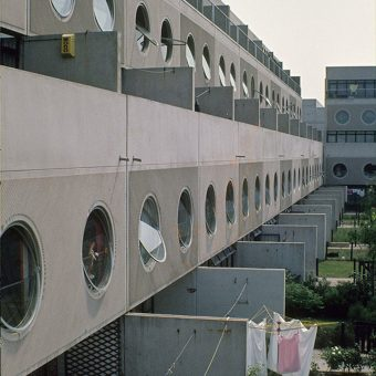 Naked and Demolished In Runcorn: The Scandalous Tale of James Stirling's Lost Utopia