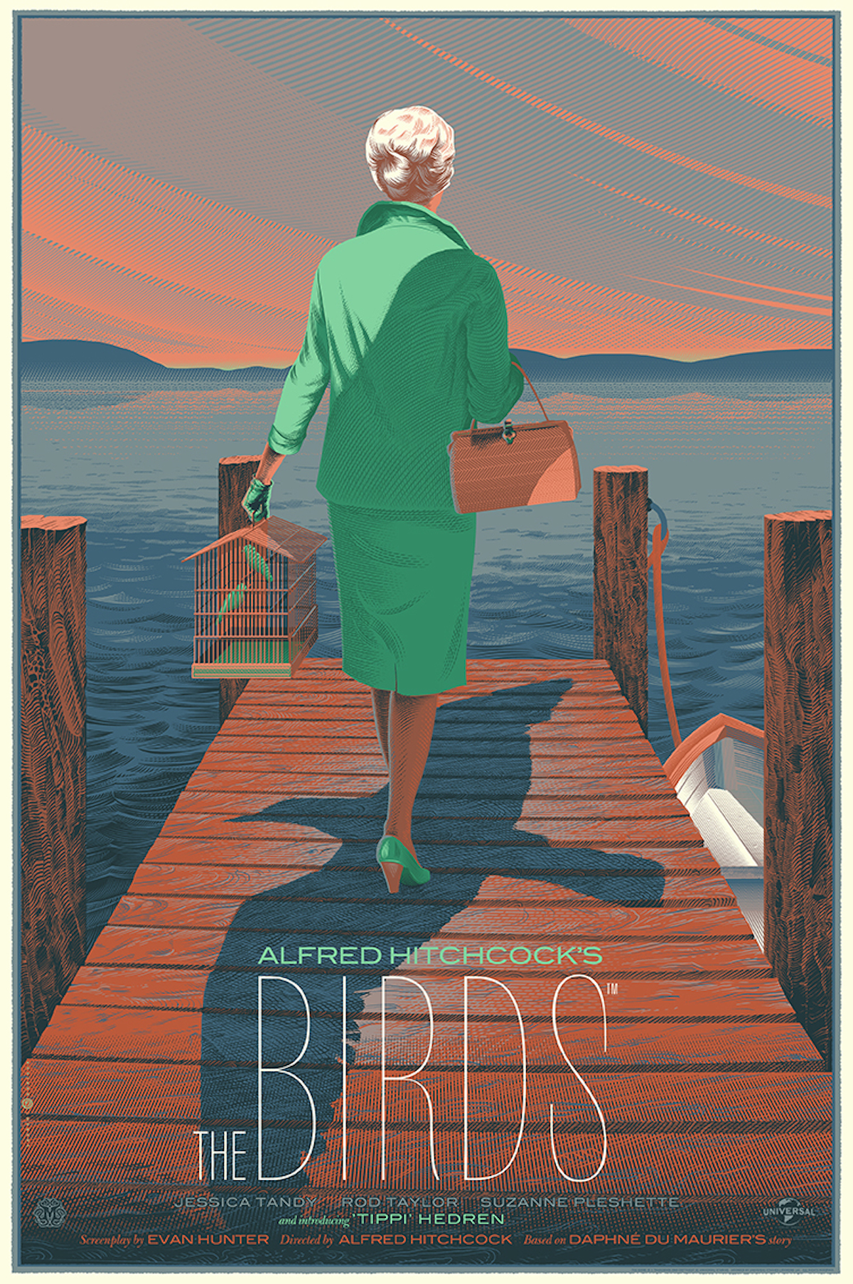The BirdsRetro-Futuristic World of Laurent Durieux