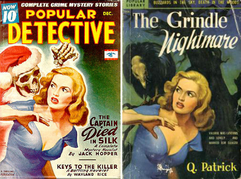 pulp fiction covers