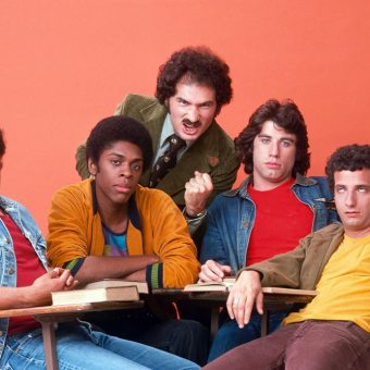 Six Degrees of Welcome Back, Kotter: Interesting & Odd Pop Culture Connections