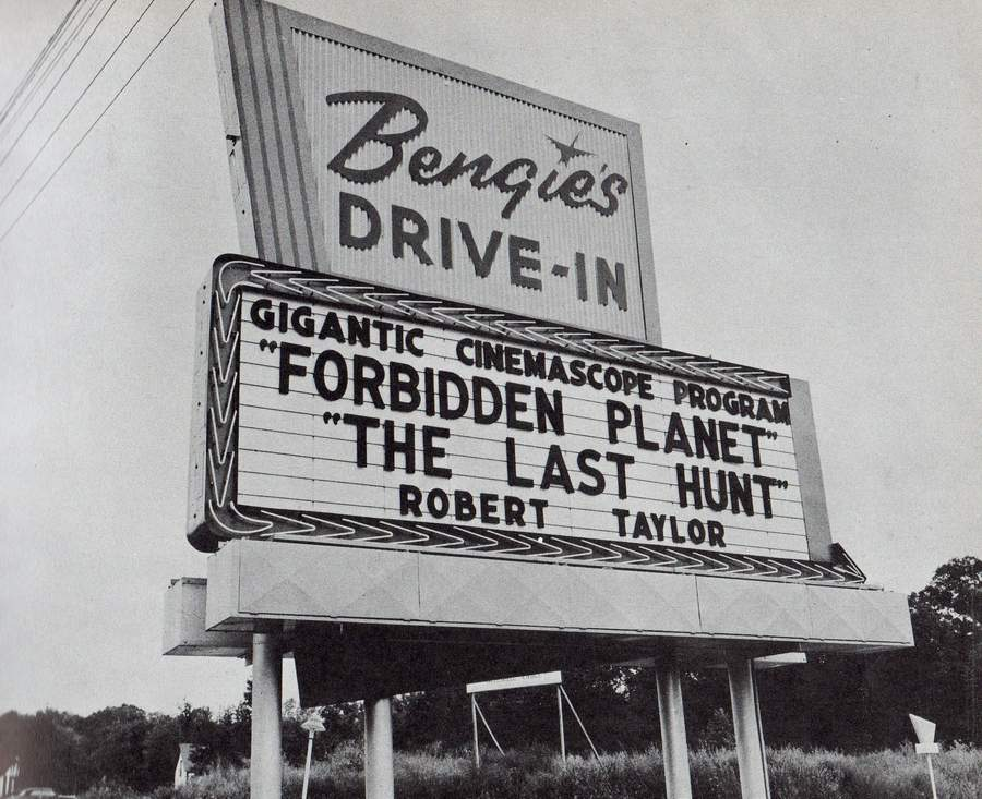 Drive-In Theater Memories: Vintage Ads & Marquees