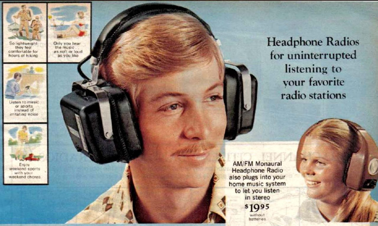 This Is A Journey Into Sound: A Look at Old-School Headphones