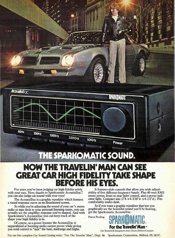 Car Stereo Shop >> Selling the Dashboard Disco: Car Stereo Ads from the 1970s - Flashbak