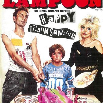 38 Amazing National Lampoon Covers from the 1980s