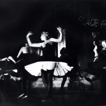 Burlesque at the Chelsea Palace, and the Last Great Performance of Billie Holiday in 1959