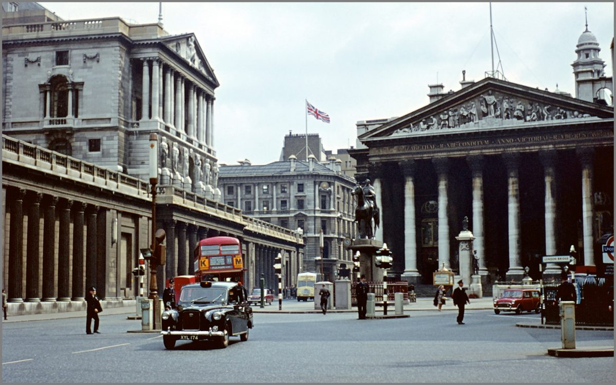 photos of London early sixties