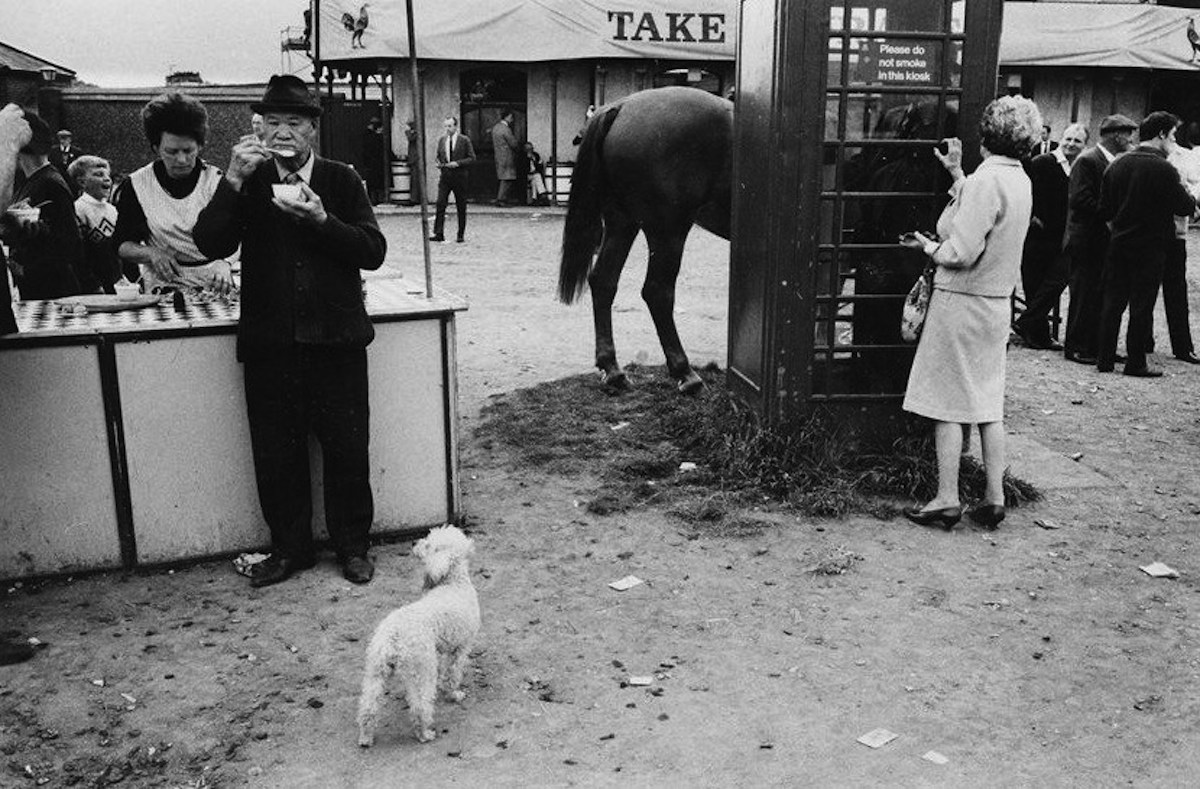 Derby Day, Epsom, 1967