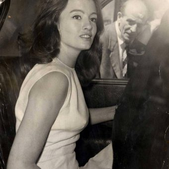 Christine Keeler, Georgie Fame and the Flamingo All-Nighter in Wardour Street