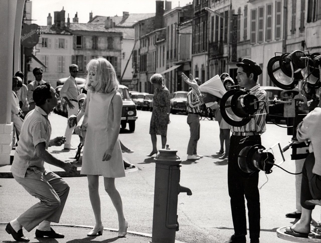 Francois Illas New Tradition: Gene Kelly, Catherine Deneuve And Jacques Demy By Hélène