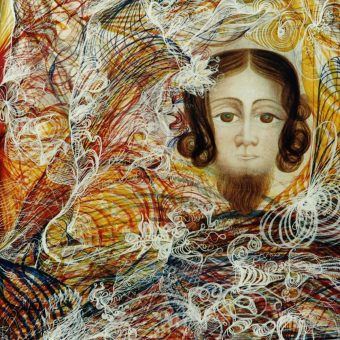 Georgiana Houghton's Spirit Drawings: A Victorian Medium Channels The Eye of God