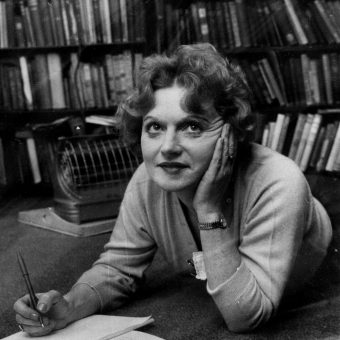 One Hundred Years of Muriel Spark – The Book Covers