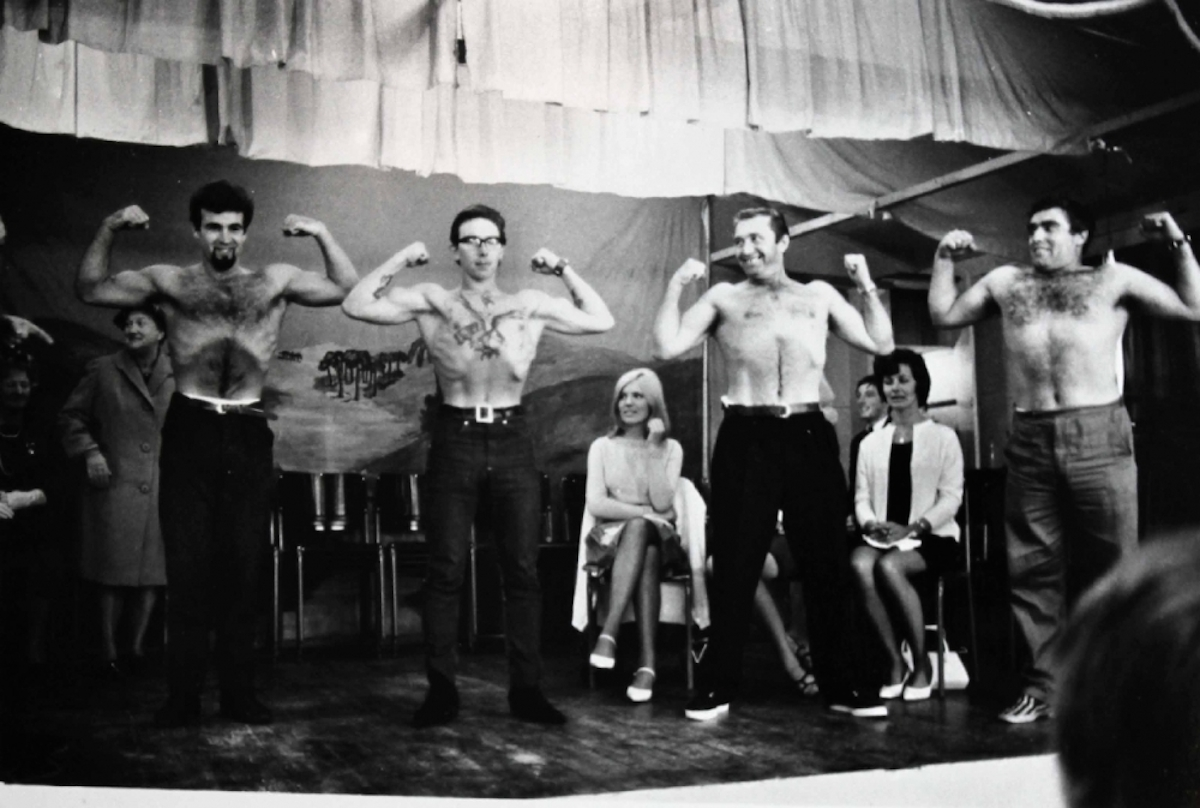 Talent Contest, Mablethorpe 1967