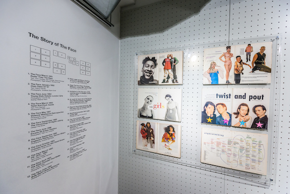Exhibition: The Story Of The Face magazine