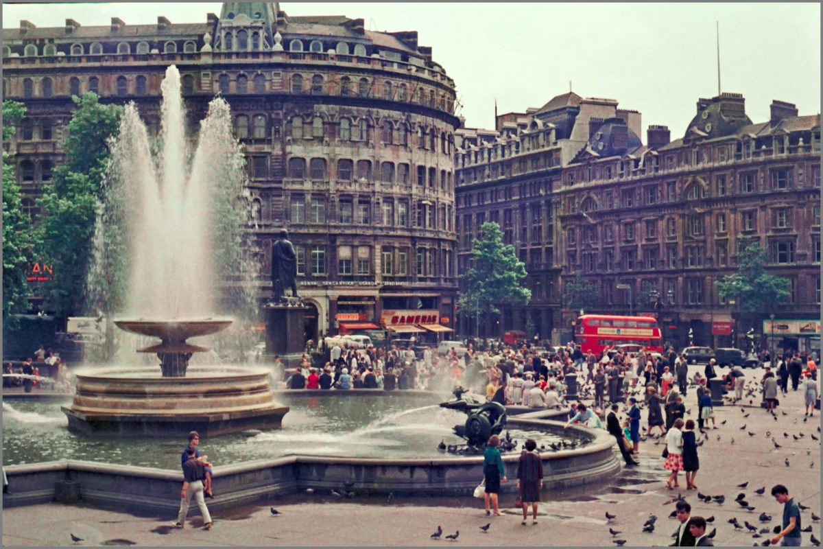 London early sixties