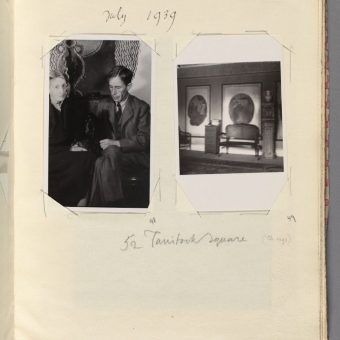Virginia Woolf's Snapshots Of Life At Monk's House