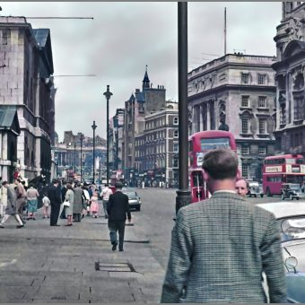 Fascinating Colour Photos of London from 1962