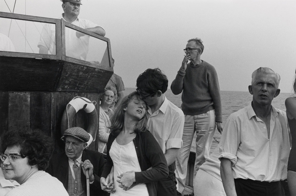 Beachy Head Boat Trip, 1967