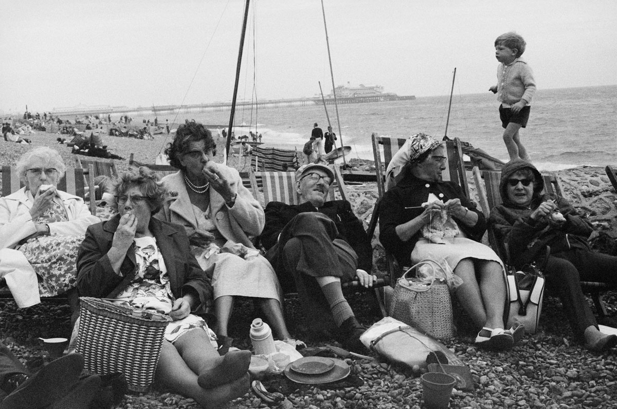 Brighton Beach, West Sussex, 1966