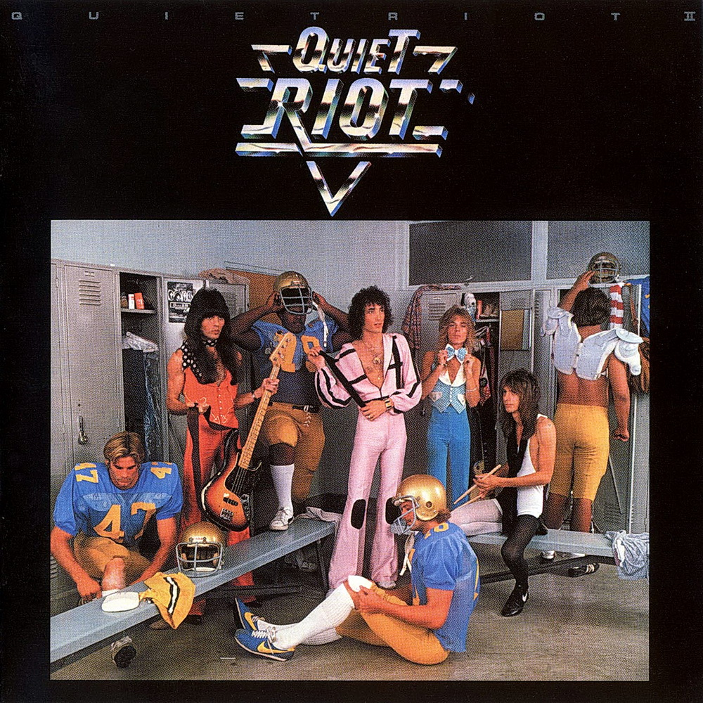 Quiet Riot II album cover
