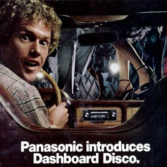 Selling the Dashboard Disco: Car Stereo Ads from the 1970s
