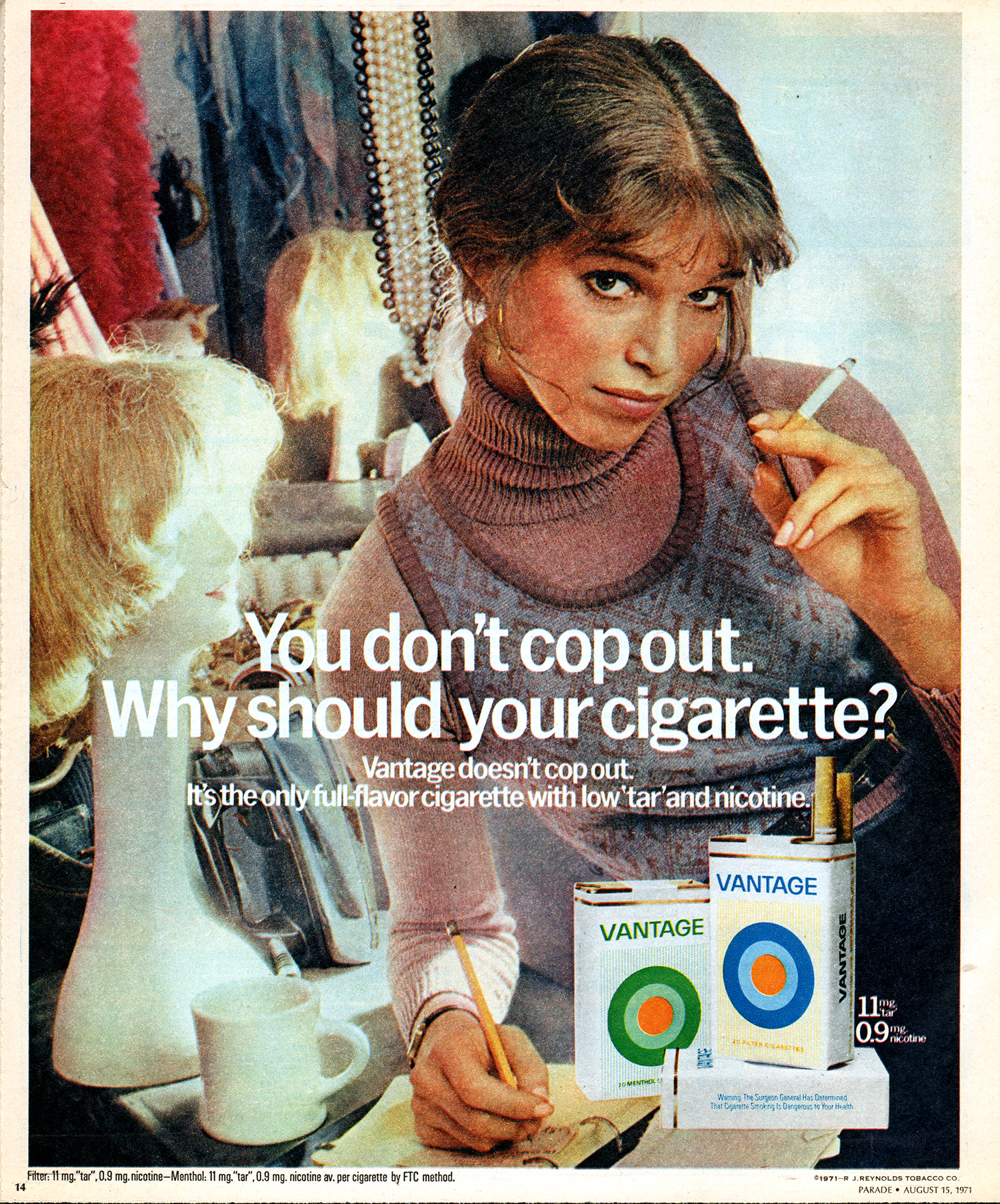 "She Sells Smokes: 30 ""Women-Only"" Vintage Tobacco Ads ..."