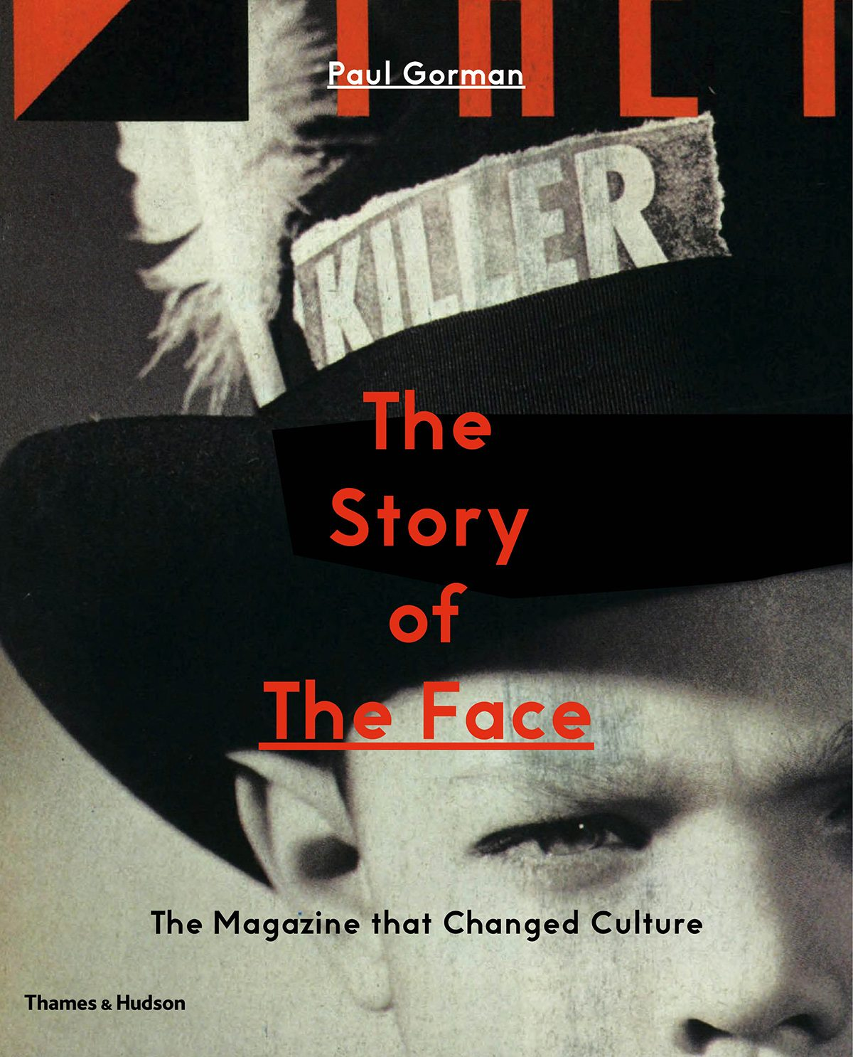 The story of the face paul gorman