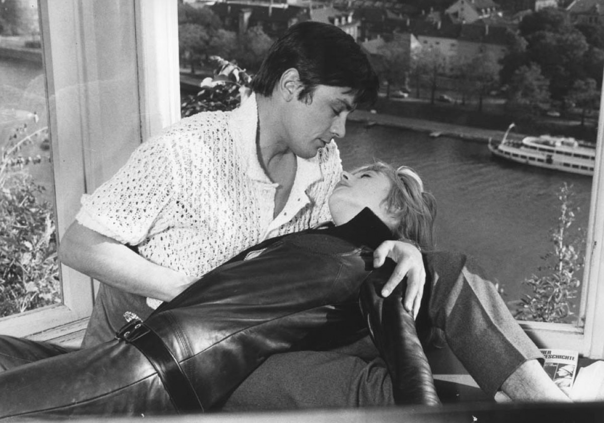Never apologize never explain pictures of marianne faithfull alain delon and marianne faithfull in the girl on a motorcycle directed by jack cardiff altavistaventures Choice Image