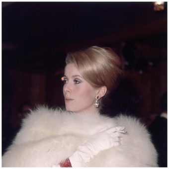 Pictures of Catherine Deneuve – 'The Ice Princess'