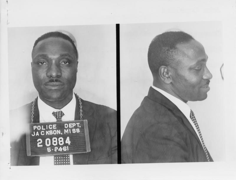 Description- Freedom Rider mug shot Date- Original created- 1961-05-25 Sov. Com. Index- Personal Name(s) Copeland, John