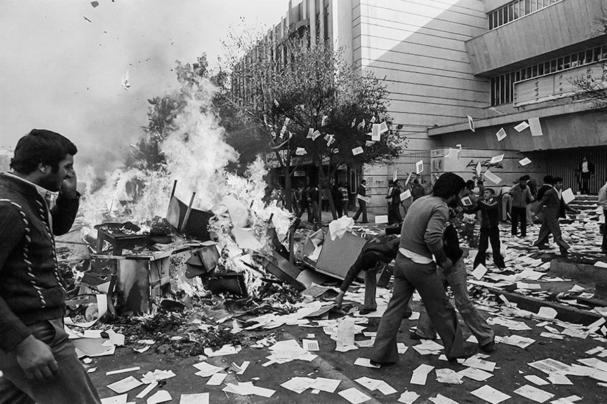 the iranian revolution The death of the iranian revolution rafsanjani's elimination from the presidential campaign has shocked the nation by muhammad sahimi.