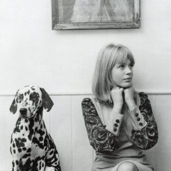 """Never apologize, never explain!"" Pictures of Marianne Faithfull"