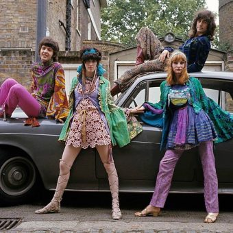 Psychedelic Fashion in London – October 1967