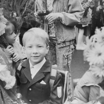 Finding Dmitry: The Magical Story Of A Russian Boy's Photos