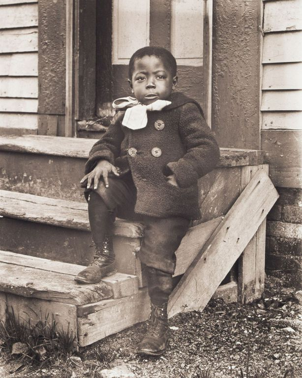 c. 1902 Portrait of Ralph Mendis. Ralph Mendis was born in 1897 and is seen here at about age five. His mother, Frances, was part of the New Bern, North Carolina, migration to Worcester. His father was one of a handful of Jamaican immigrants who resided in the city.