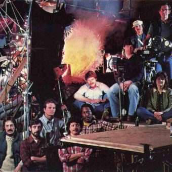 The People Behind the Monsters: Photos of 1980s Horror Movie FX Artists in Action