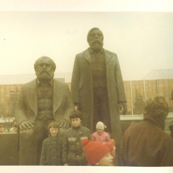 My Unusual Family Holiday To East Berlin (Easter 1986)