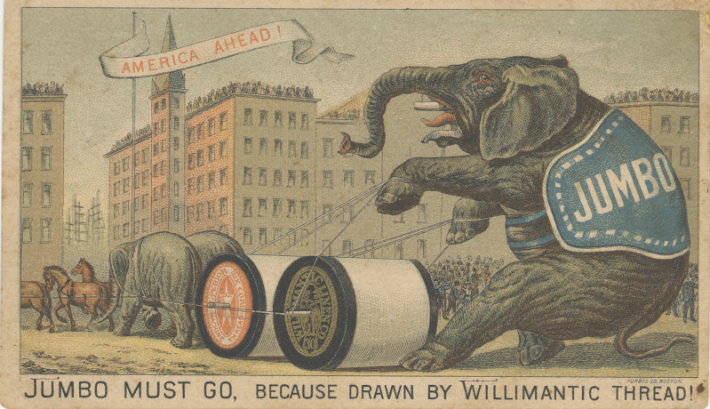 victorian trade cards willimantic thread