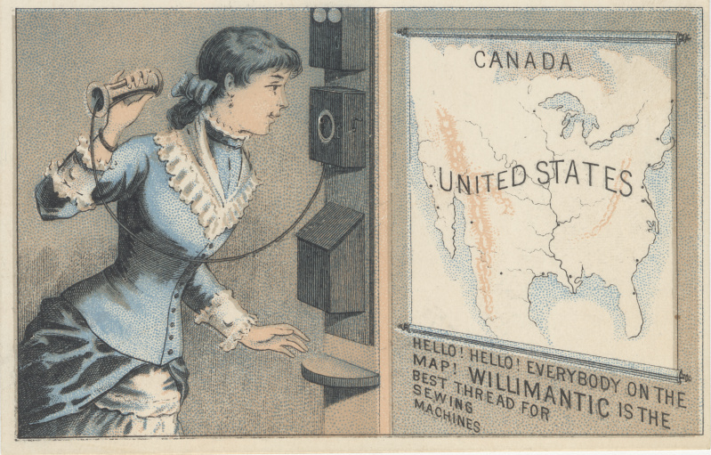 victorian trade cards willimantic