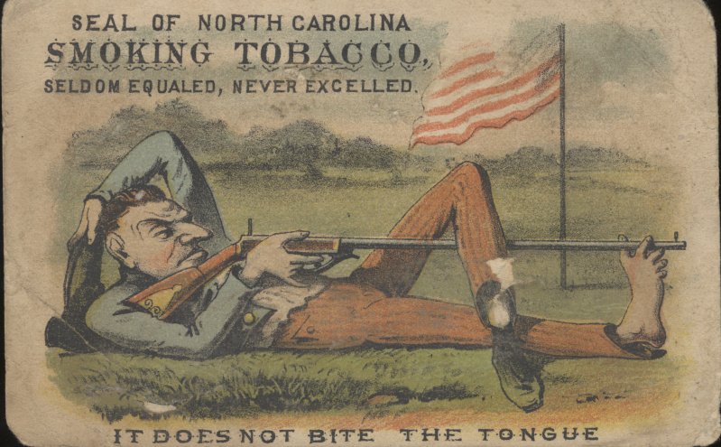 victorian trade cards tobacco north carolina