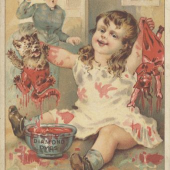52 Colorful, Fun and Disturbing Victorian Trade Cards