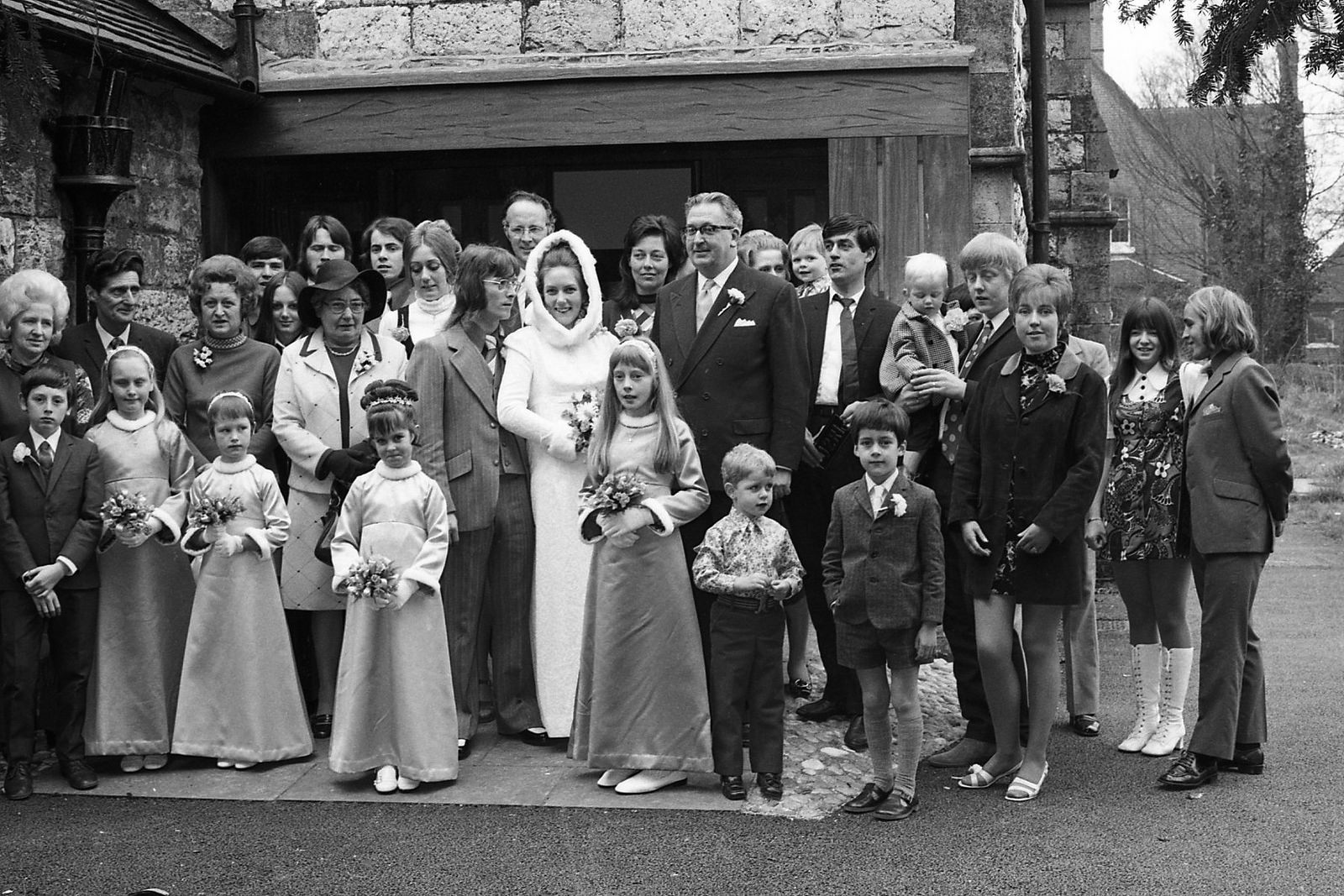 wedding1972eastleighthampshireukweddingsnapshots
