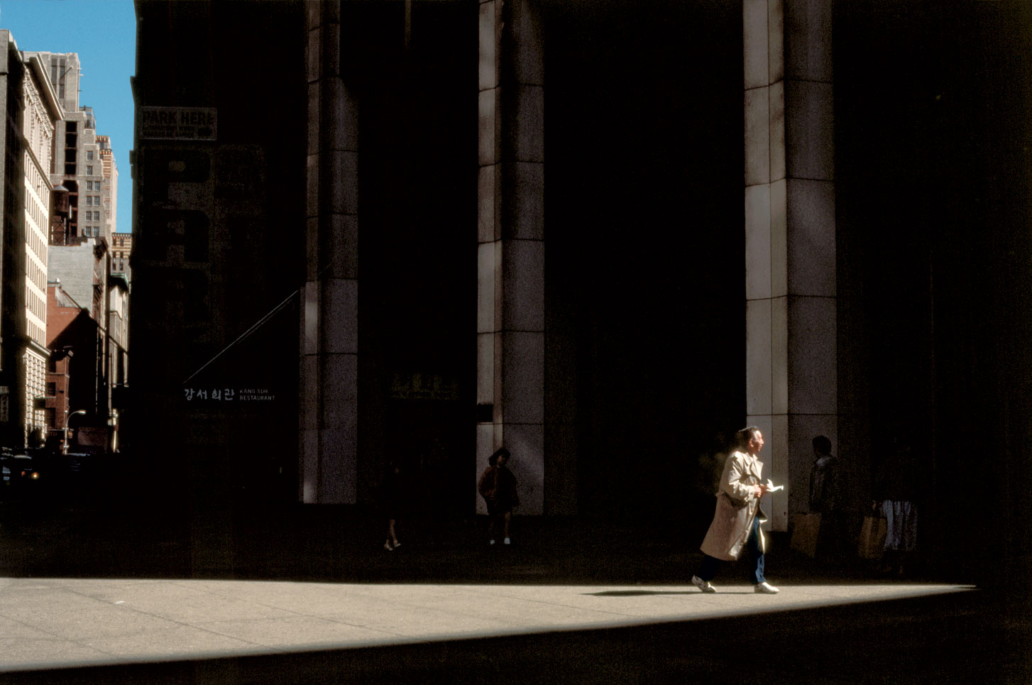Light Triangle, New York, NY 1981