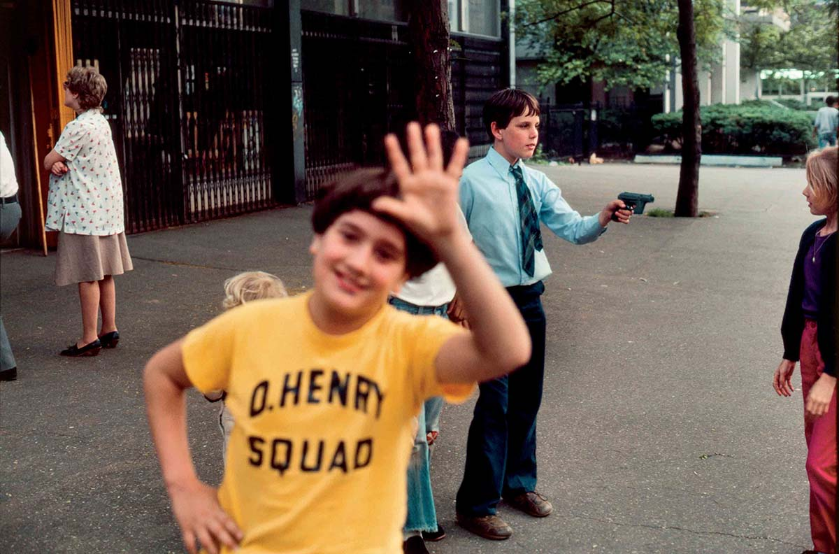O. Henry Squad, La Guardia Place, New York, NY, 1981