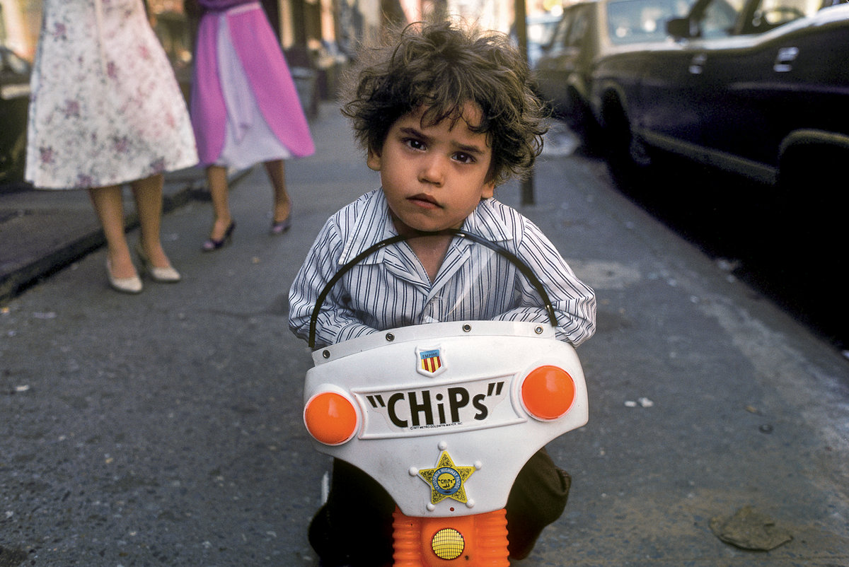 Chips, New York, NY, 1981