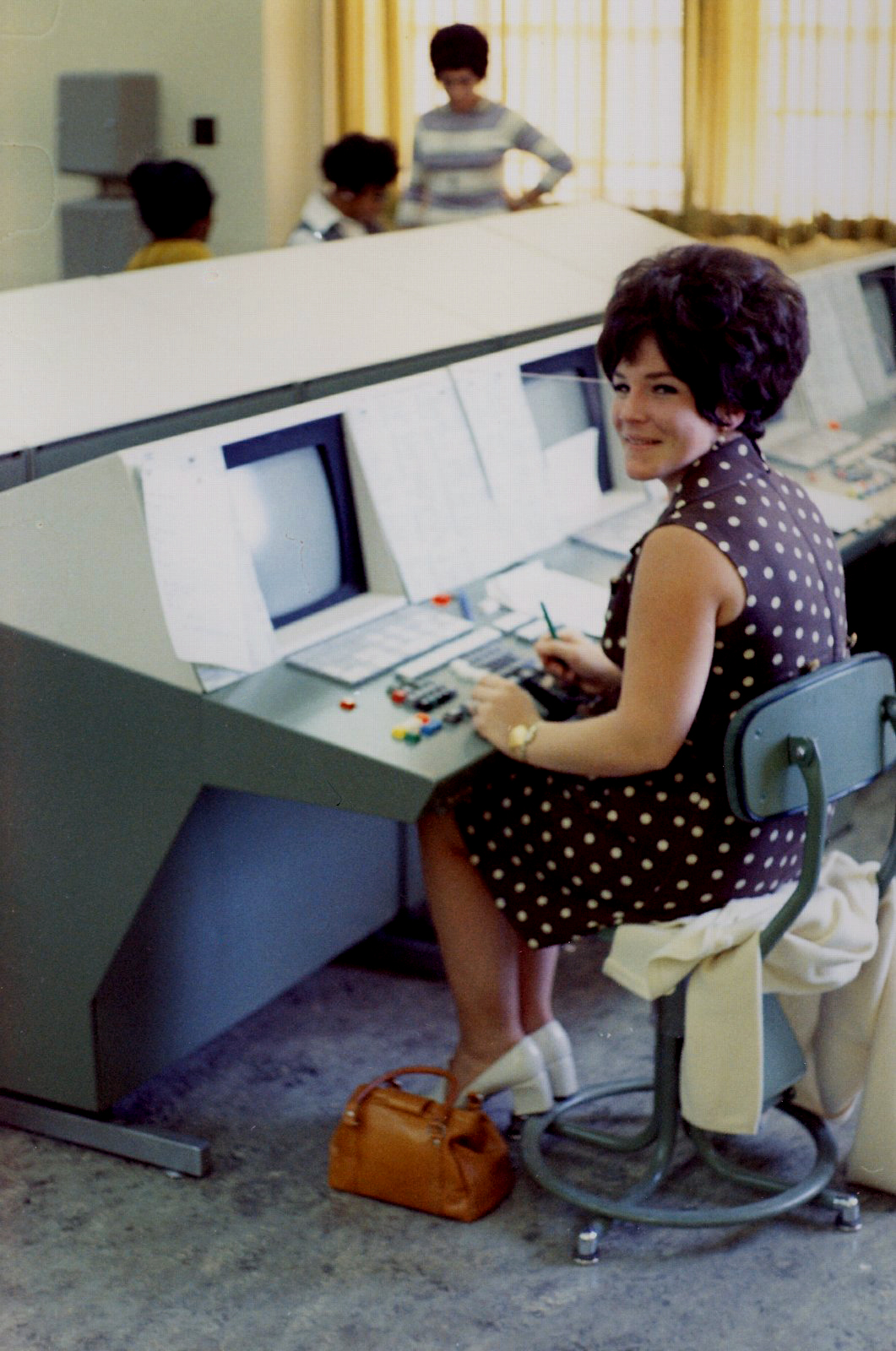 Bell Labs California 1960s
