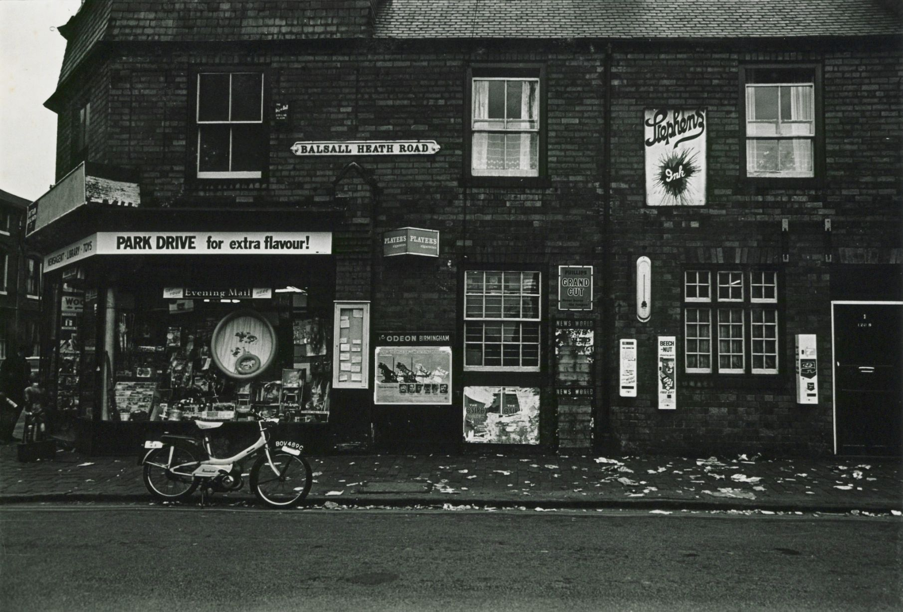 Ballsall Health, Birmingham, UK, 1968